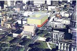 Depot Plaza Site